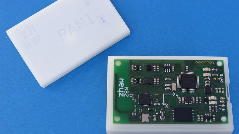 Neuer Notfall-Sensor für Senioren (29.7.2014)