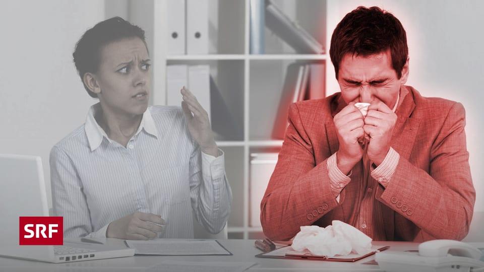 Grippe Nicht Auskuriert