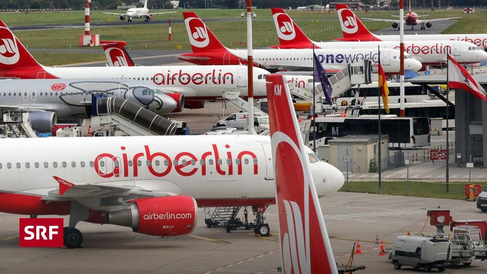 Air Berlin Rückerstattung