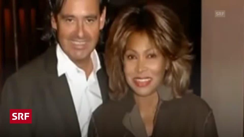 Biographie erwin bach Tina Turner