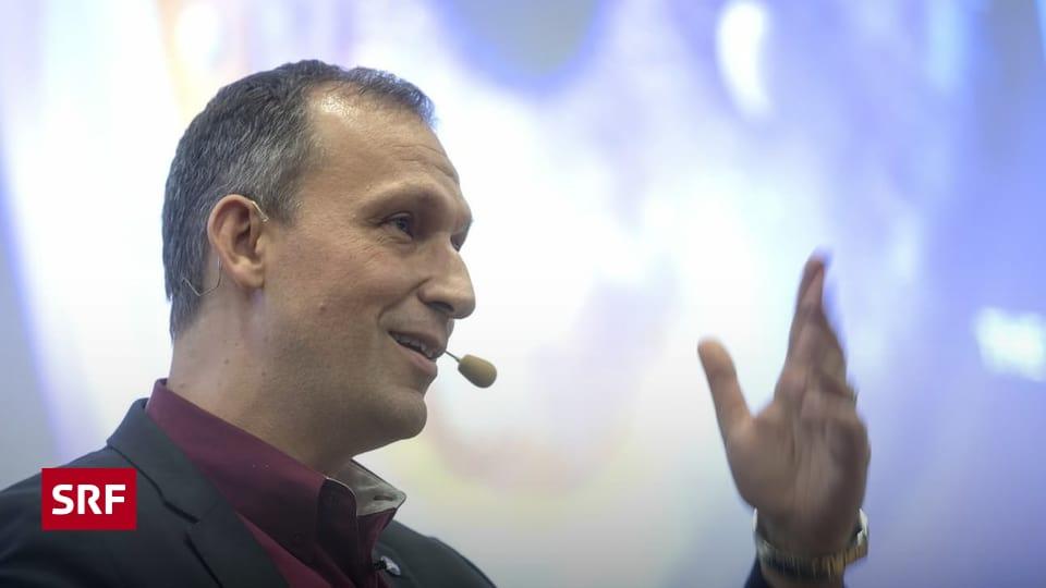 Nasa-Forschungsdirektor - Thomas Zurbuchen ist der mächtigste Schweizer Wissenschaftler