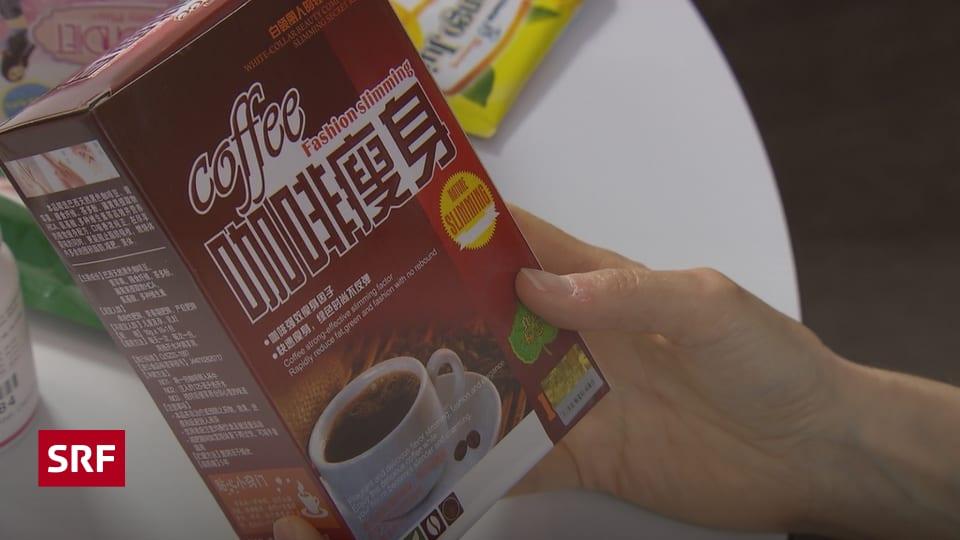 Wo sie chinesische Diätpillen verkaufen
