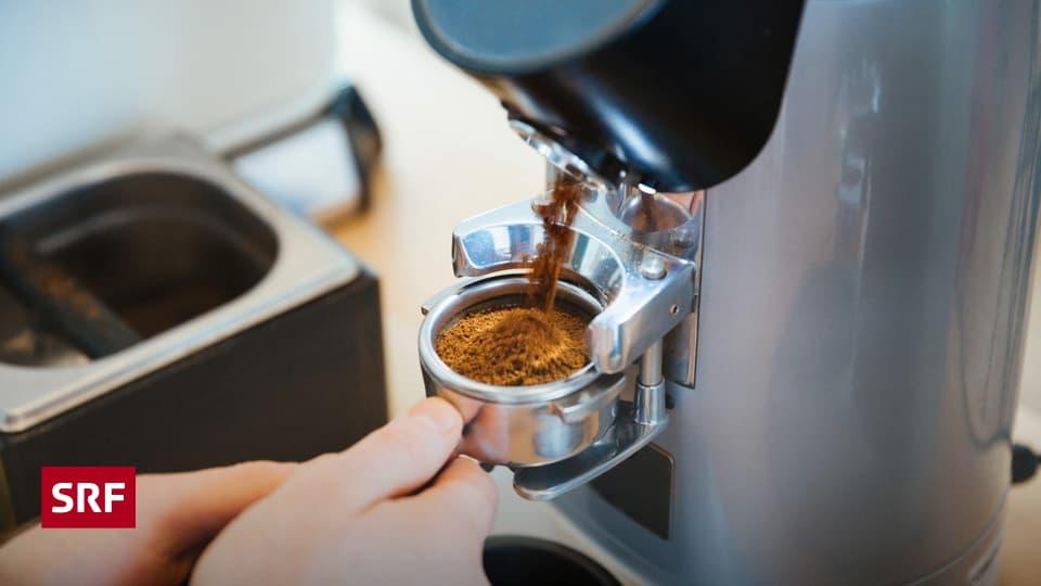 Testsieger Die Besten Kaffeemuhlen Fur Aromatischen Kaffee Kassensturz Espresso Srf