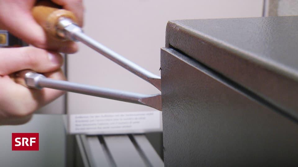 Beliebt Kassensturz-Tests - Kleintresore im Knack-Test: Nur die wenigsten LY88