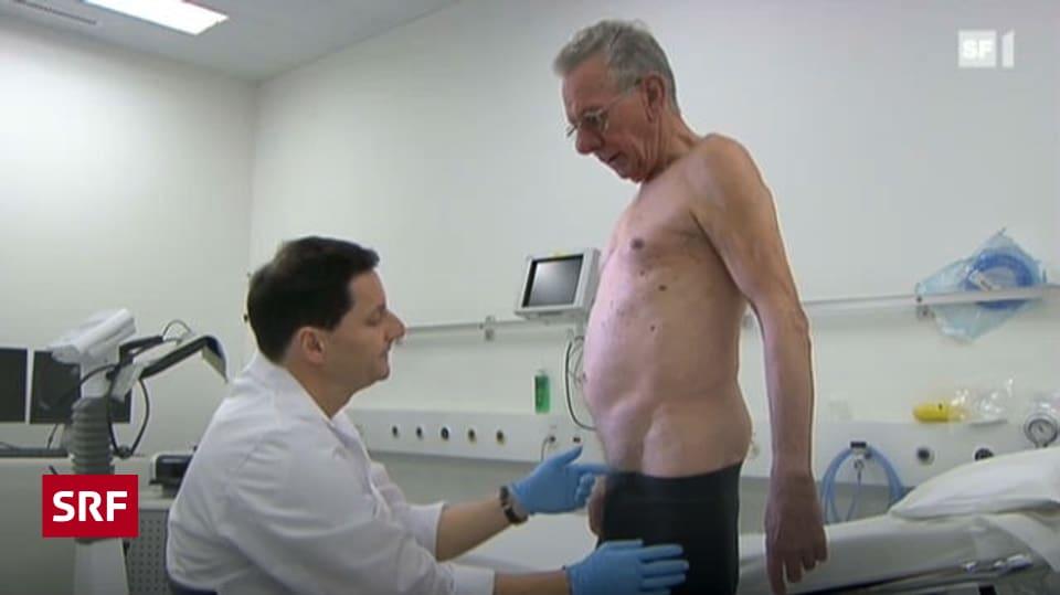 Hoden rutscht in leiste | Leistenbruch beim Mann: Symptome