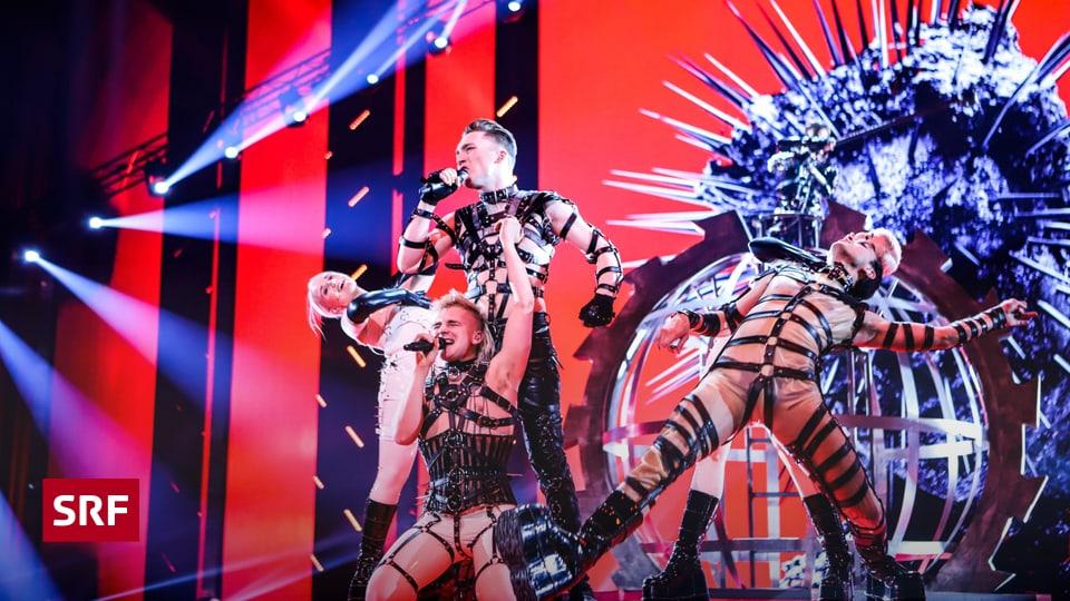 Eurovision Reihenfolge