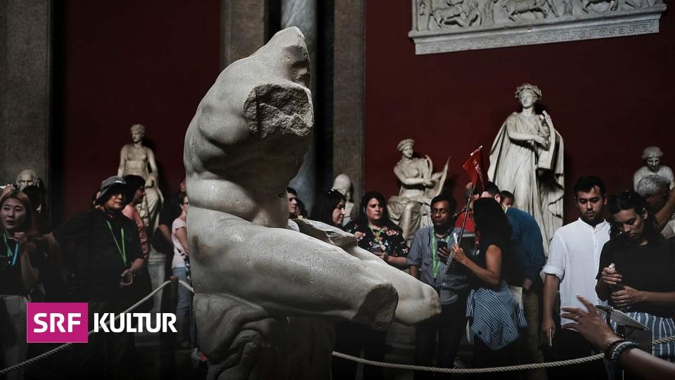 Italienische Kulturpolitik – Italiens Museen sind überlaufen oder leer - Schweizer Radio und Fernsehen (SRF)