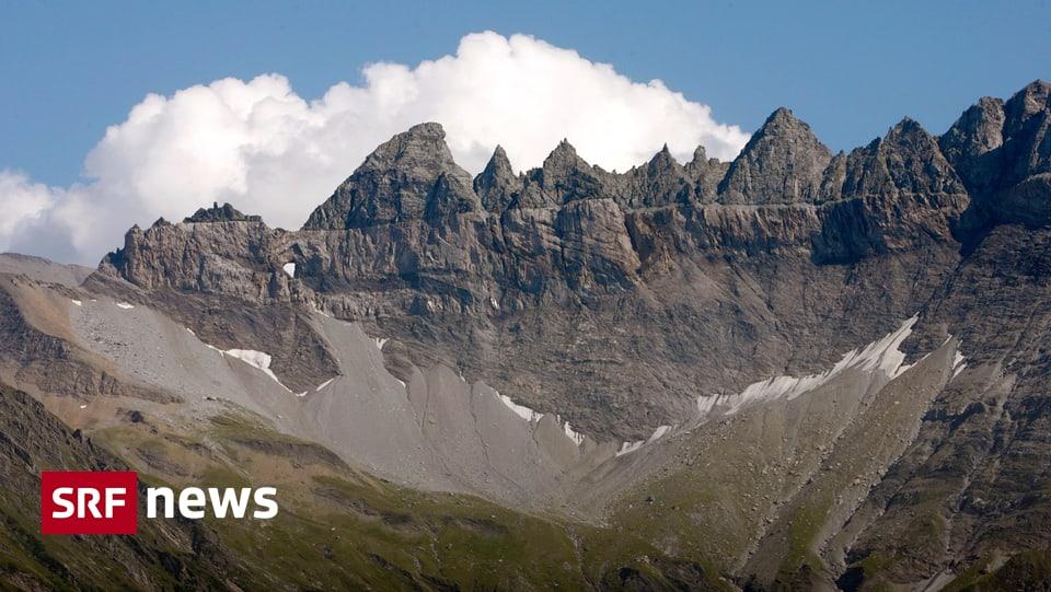 Unesco-Welterbe betroffen - Felssturz oberhalb von Flims geht glimpflich aus