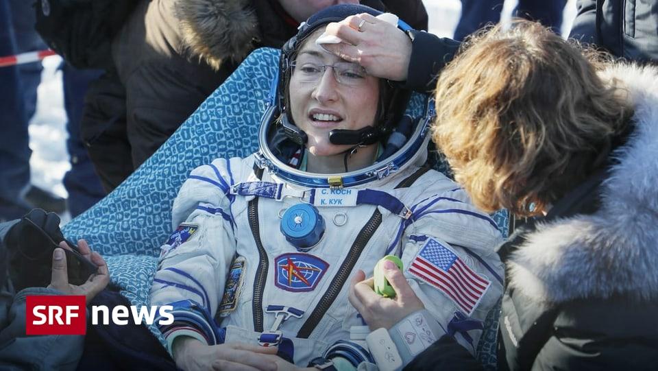 Nasa und Frauenförderung - «Astronautinnen sind Quoten-, aber auch Vorbildfrauen»