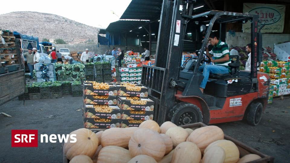 EU muss Lebensmittel aus Israels besetzten Gebieten kennzeichnen