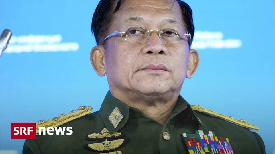 Ringen um Botschafter - Myanmars Militärjunta will von der UNO anerkannt werden