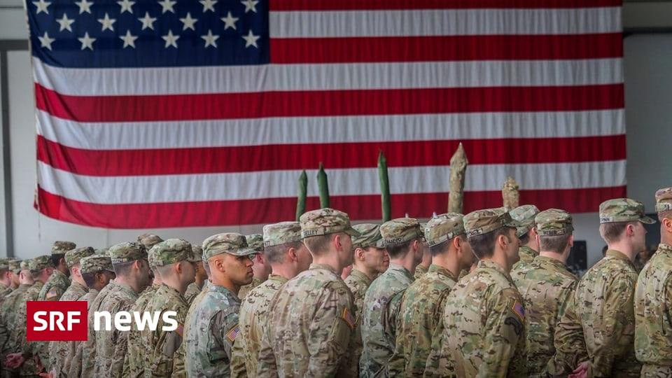 Nach Angriffen auf Öl-Anlagen – USA schicken 200 Soldaten nach Saudi-Arabien