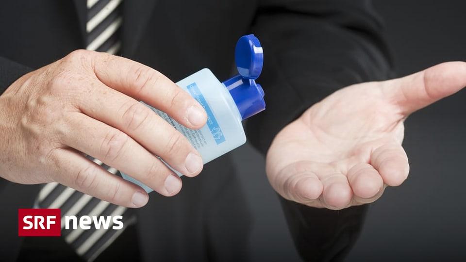 Ausverkauft - Desinfektionsmittel kann man ganz einfach selber machen