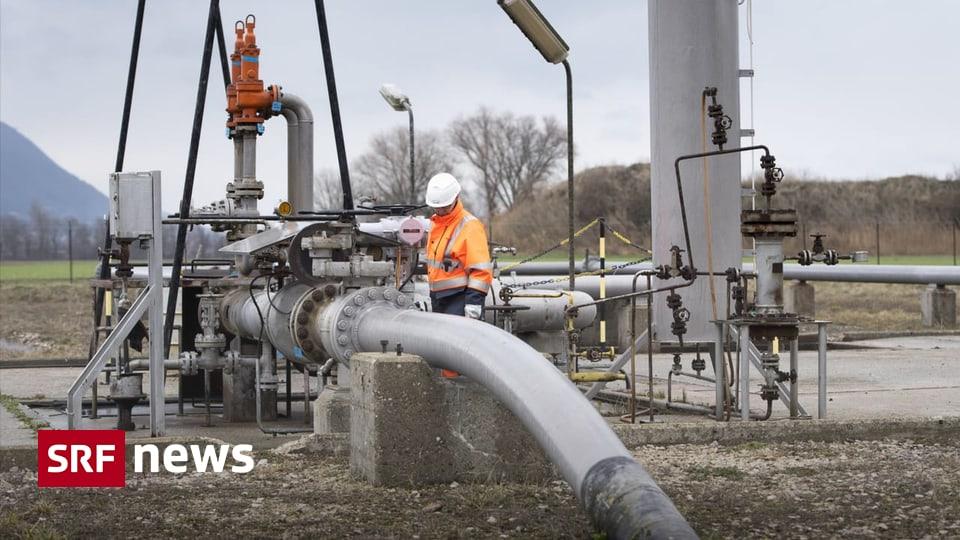 Konkurrenten verdrängt - Erdöl-Lieferungen in die Schweiz: USA wird zur Nummer 2