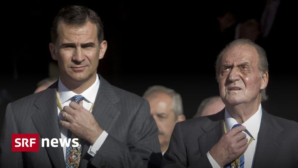 Skandal um Juan Carlos I. - Spanischer König soll einen Geldkoffer nach Genf gebracht haben