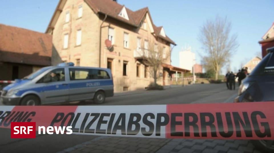 Motiv noch unklar - Sechs Tote in Baden-Württemberg