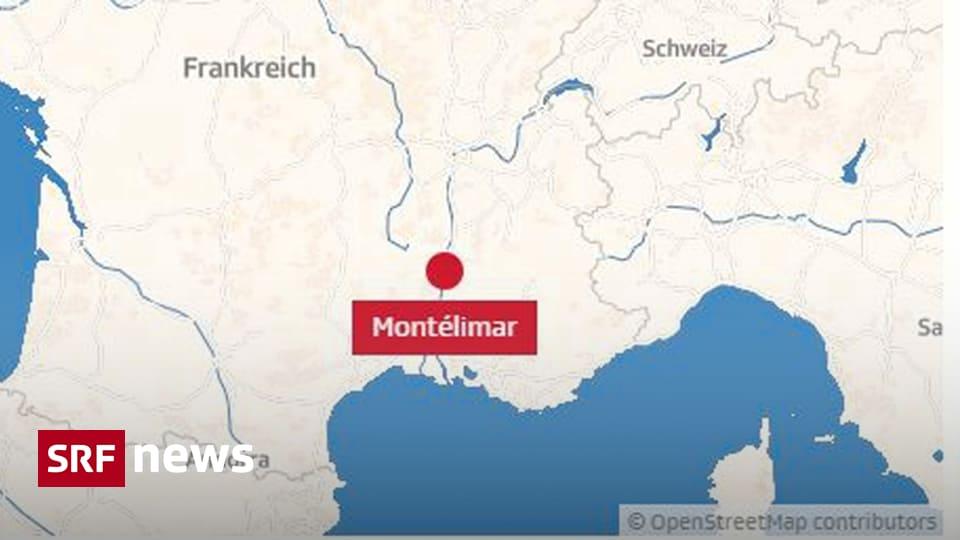Vier Verletzte - Heftiges Erdbeben erschüttert Südfrankreich