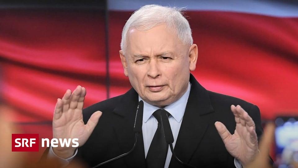 Wahlen in Polen - Jaroslaw Kaczynski bleibt der mächtigste Mann im Land