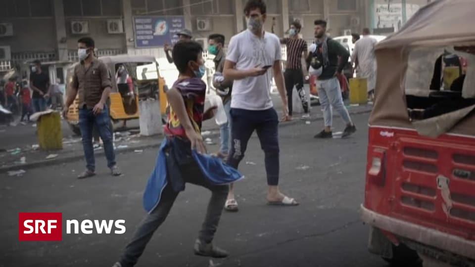 Spielball der Grossmächte - Wie Iraks Jugend für Demokratie und Frieden kämpft