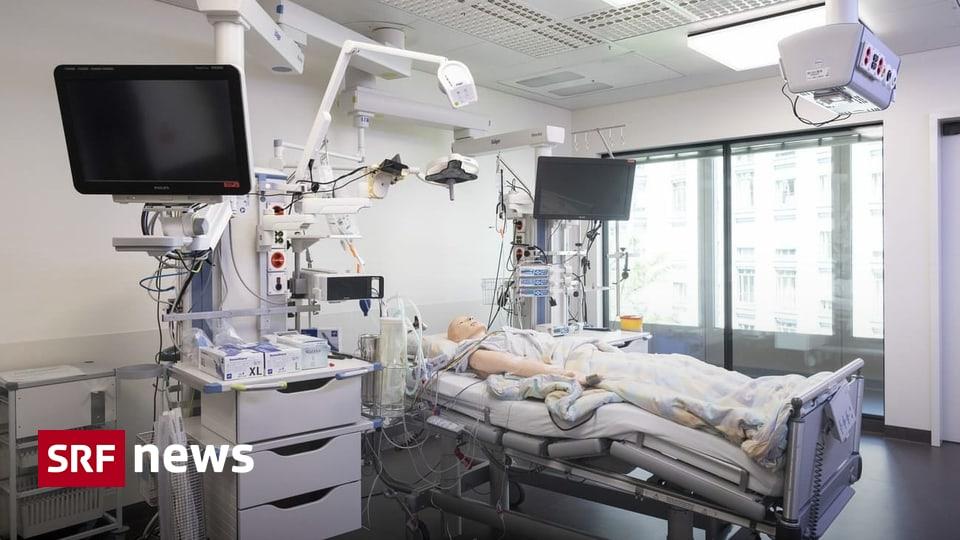 Schweizer Intensivstationen - 40 Prozent der Covid-19-Patienten waren unter 60