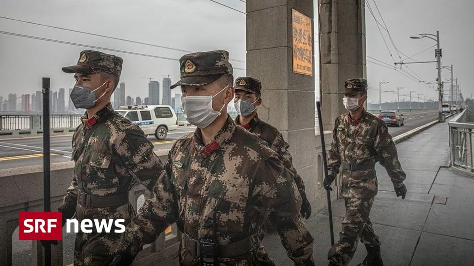 Statistik wird zum Politikum - Zweifel an Chinas Corona-Zahlen