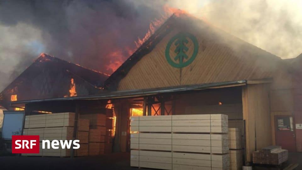 Brand von letztem Sommer wurde vermutlich absichtlich gelegt