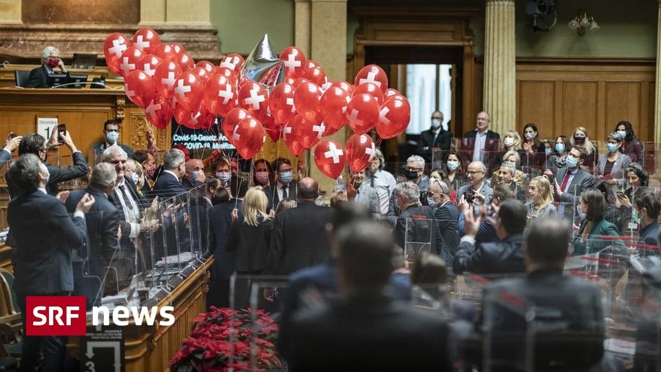 Nationalrat singt trotz Corona - Ständchen für Maurer sorgt für rote Köpfe  - News - SRF