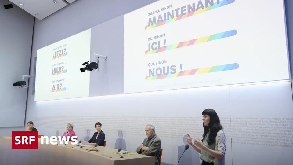 Neu-Lancierung von Initiative - Bedingungsloses Grundeinkommen nimmt neuen Anlauf