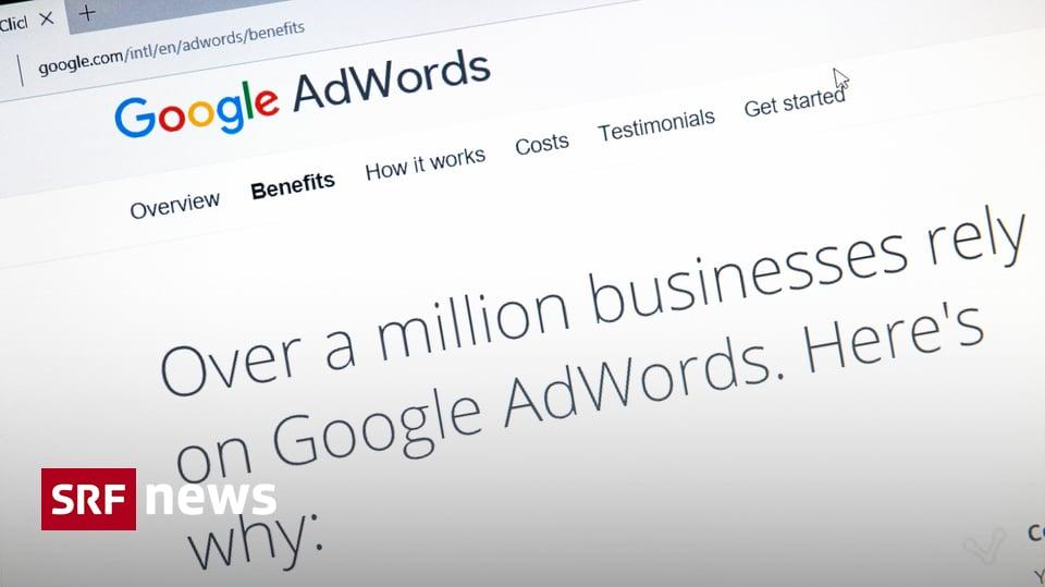 Online-Werbung - Zweifel am Geschäftsmodell von Google und ...