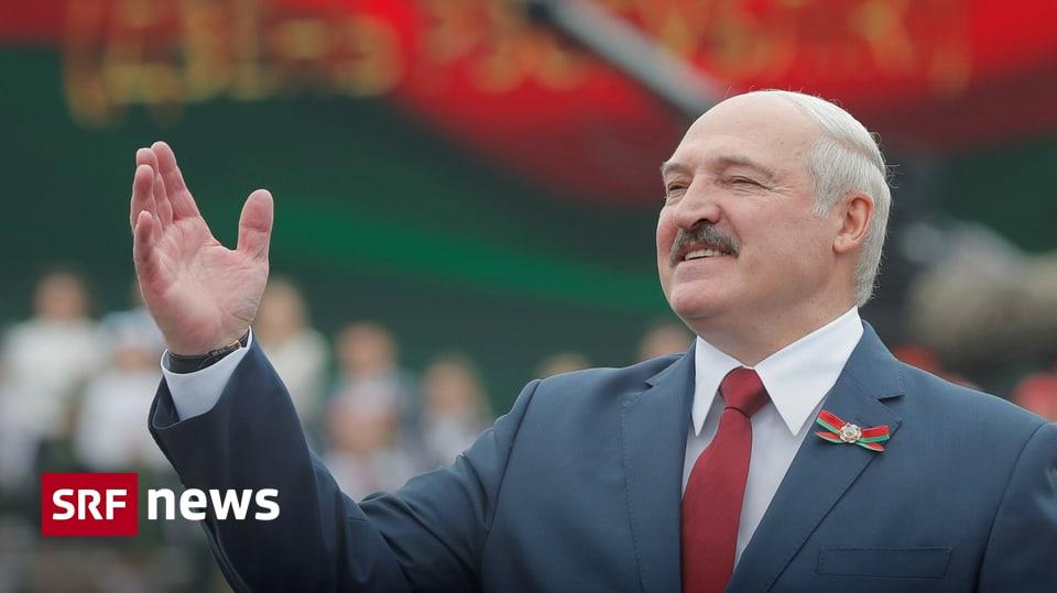 Wirtschaftssanktionen - EU geht entschlossen gegen Lukaschenko vor