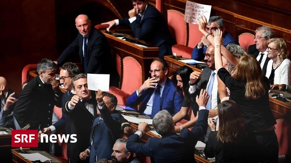 Politikkultur in Italien - «Hier geht es sehr bunt zu»