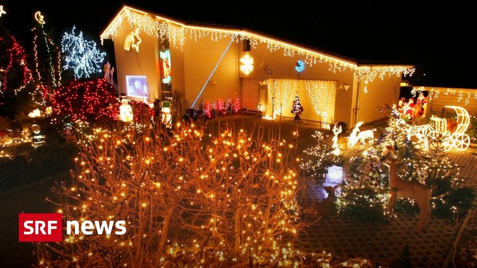 Ab Wann Macht Man Die Weihnachtsbeleuchtung An.Aargau Solothurn Nachts Um 22 Uhr Ist Schluss Mit Der