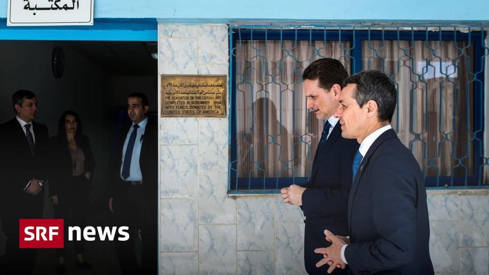 UNRWA unter Druck – Schweiz stellt Zahlungen an UNO-Palästinenserhilfswerk ein