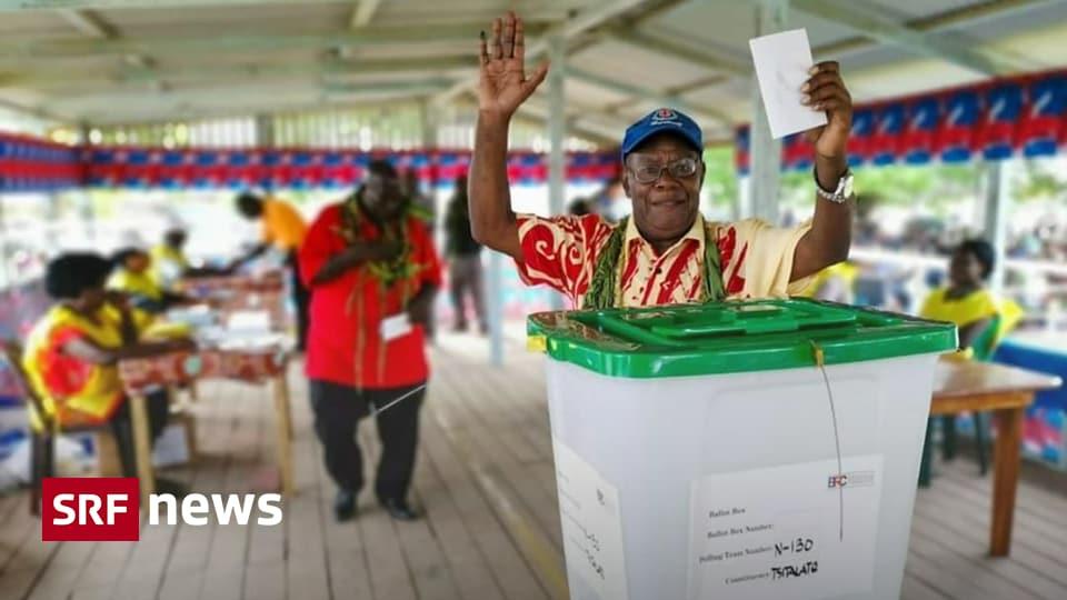 Provinz in Papua-Neuguinea – Bougainville stimmt für die Unabhängigkeit