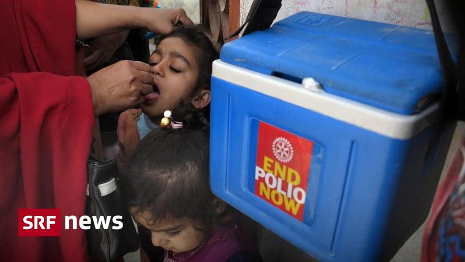 Kinderlähmung in Afghanistan - Taliban erlauben Impfaktion gegen das Poliovirus