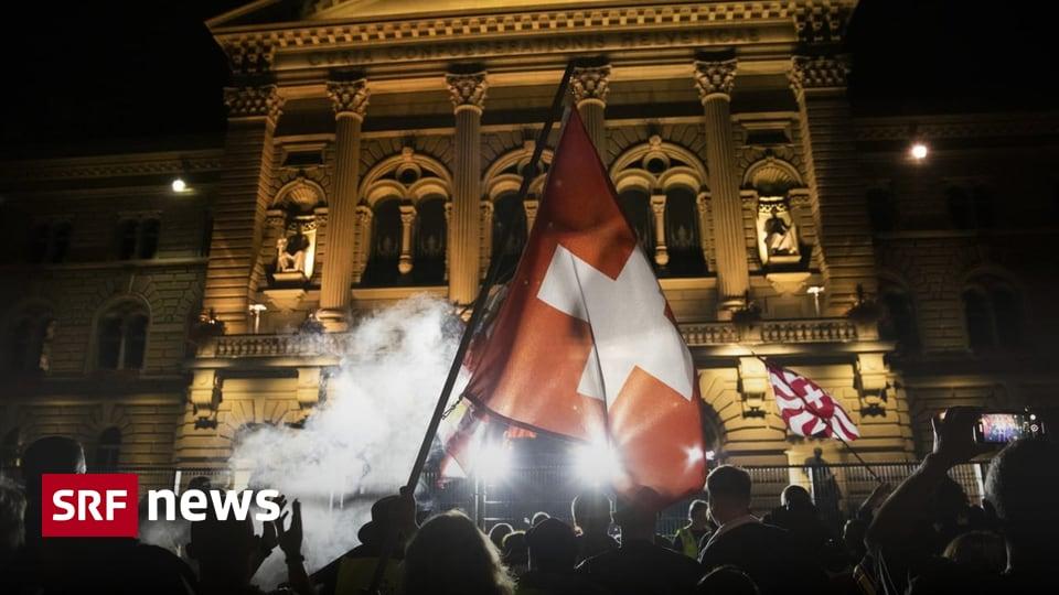 Die Kantonspolizei Bern wappnet sich für einen Grosseinsatz
