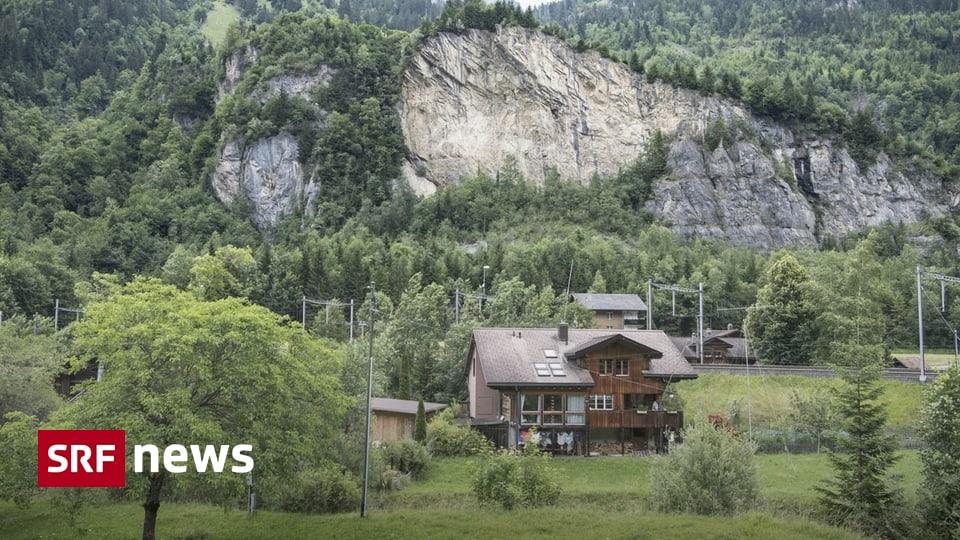 Munitionslager wird geräumt - Immobilienbewertung in Mitholz schafft Probleme