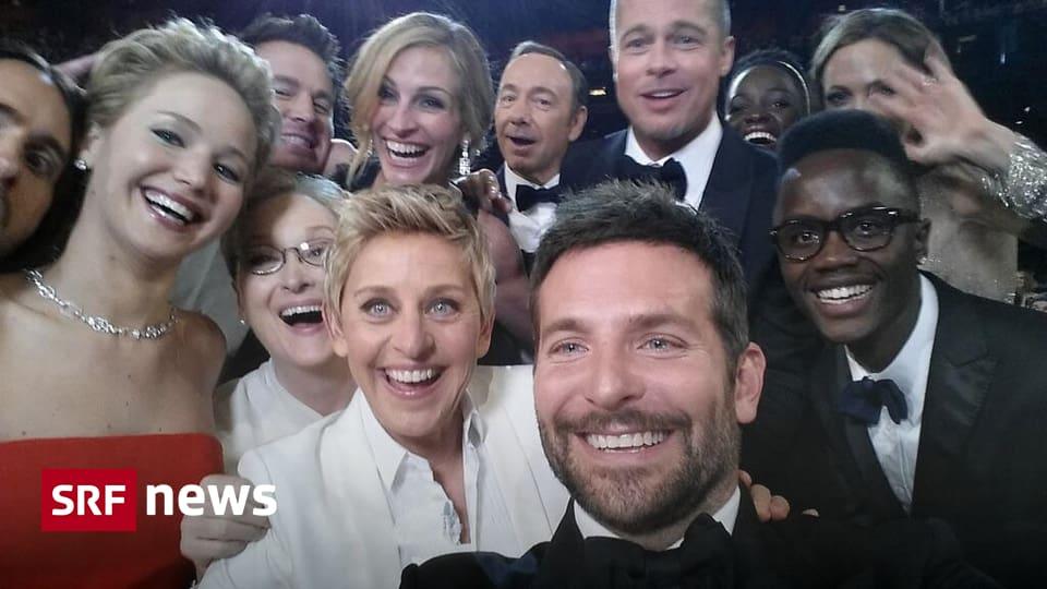Jahresrückblick 2014 - Diese Selfies sorgten 2014 für ...