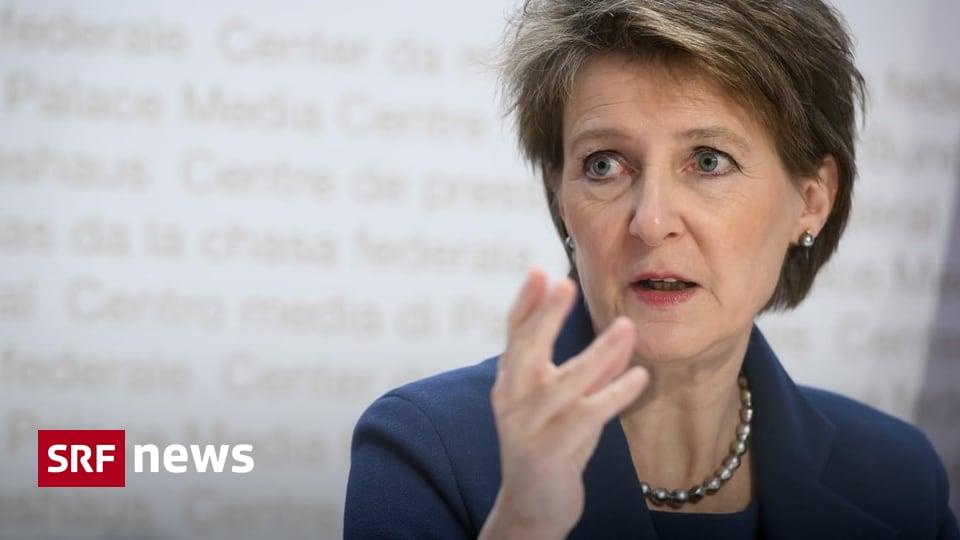Die wichtigsten Beschlüsse - Bundesrat verlängert Lockdown um eine Woche