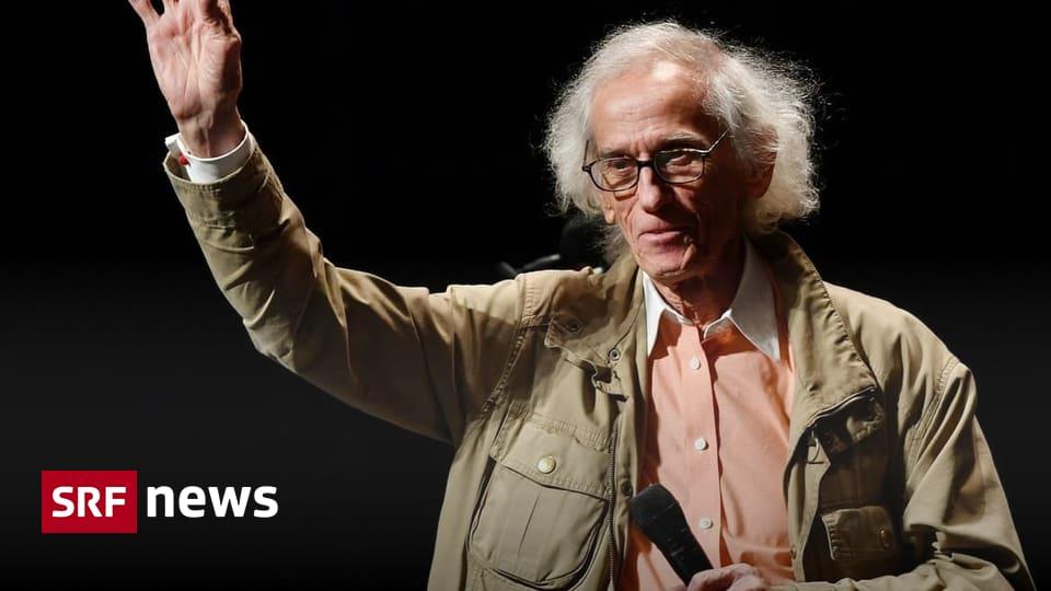 Er verpackte die Welt - Künstler Christo ist tot