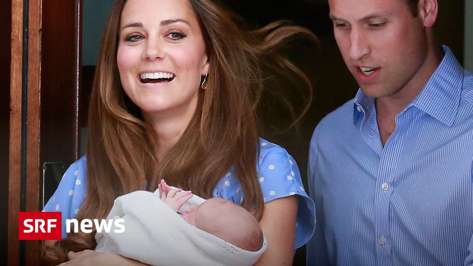 Wie HeiГџt Das Royal Baby