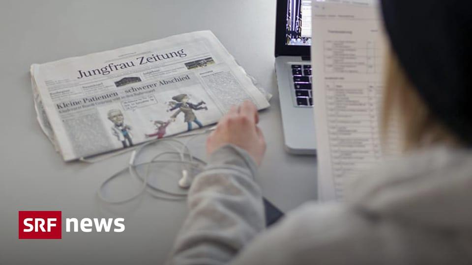 Jungfrau Zeitung bleibt bei Abo-Kosten hart
