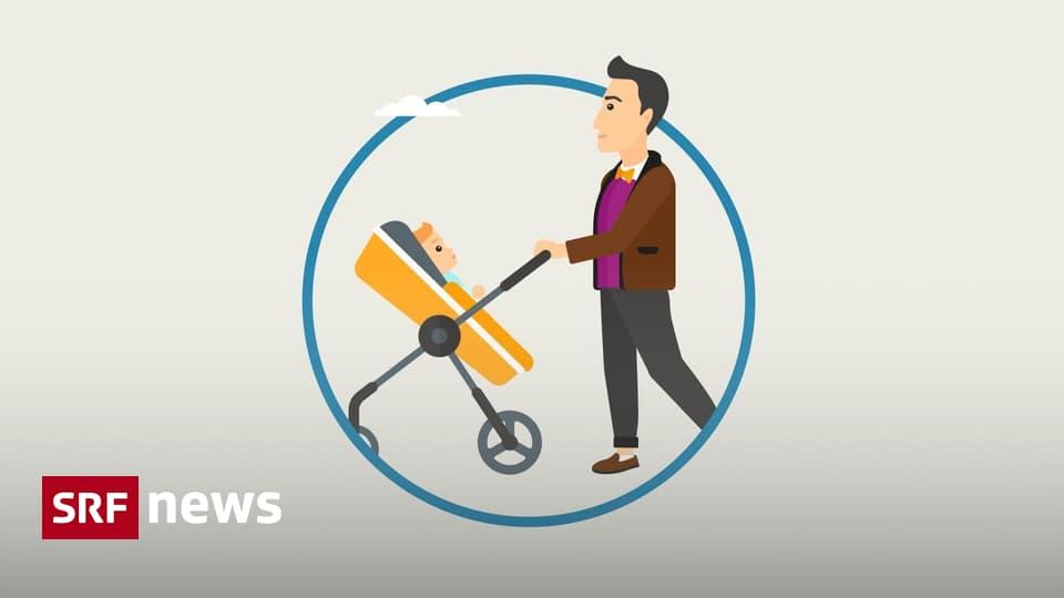 Debatte um Vaterschaftsurlaub - Wo Väter heute schon eine längere Auszeit nehmen können