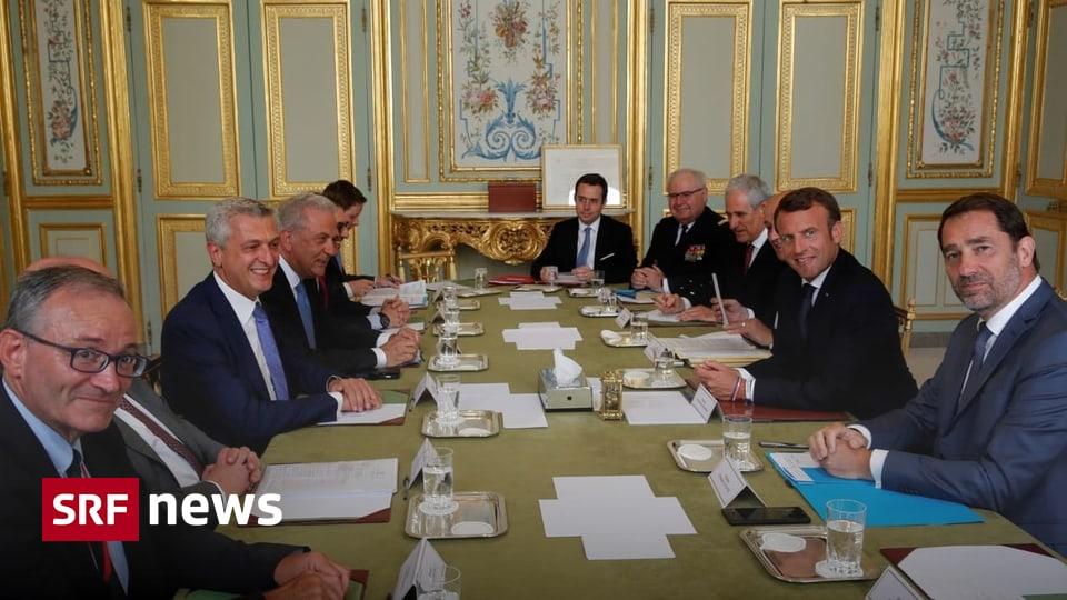 Verteilschlüssel für Migranten – Macron bekommt Unterstützung