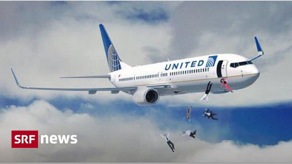 United Airlines Vorfall