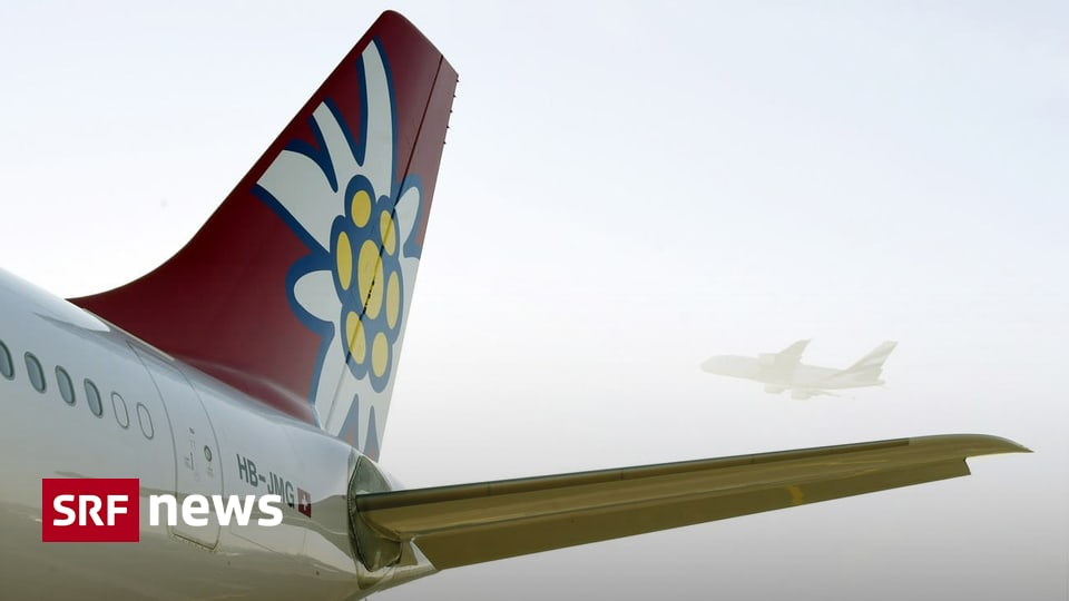 Flüge vorverschoben - Edelweiss lässt Passagiere in Kuba sitzen