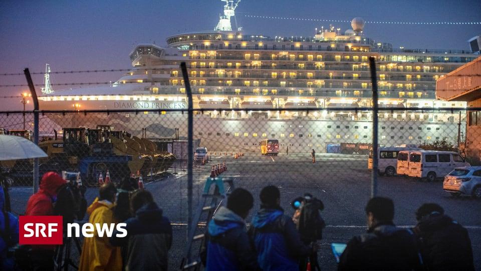 Corona-Virus auf Schiff - «Es gibt ein Misstrauen, ob Japan alles richtig macht»