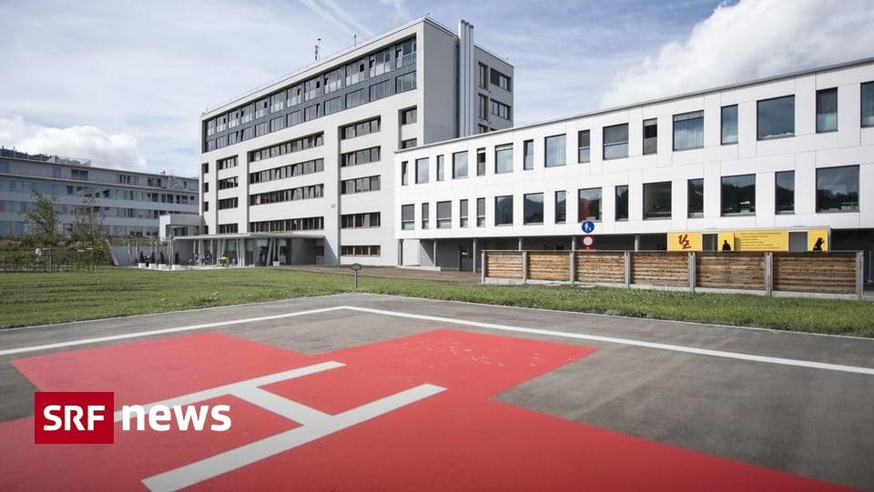 Im Bereich Chirurgie – Spitäler Einsiedeln und Richterswil arbeiten enger zusammen - Schweizer Radio und Fernsehen (SRF)