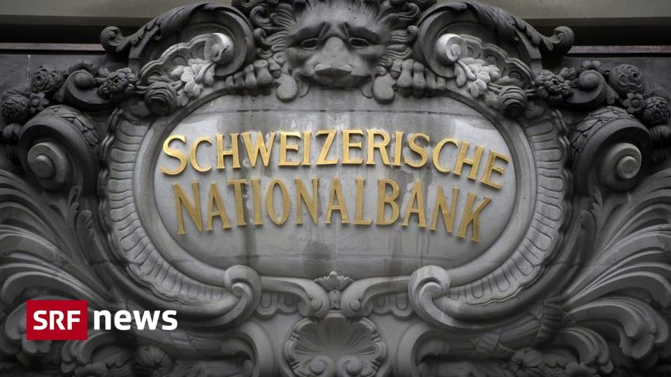Geldpolitische Lagebeurteilung - SNB tastet Zinsen nicht an und behält Immobilienmarkt im Auge