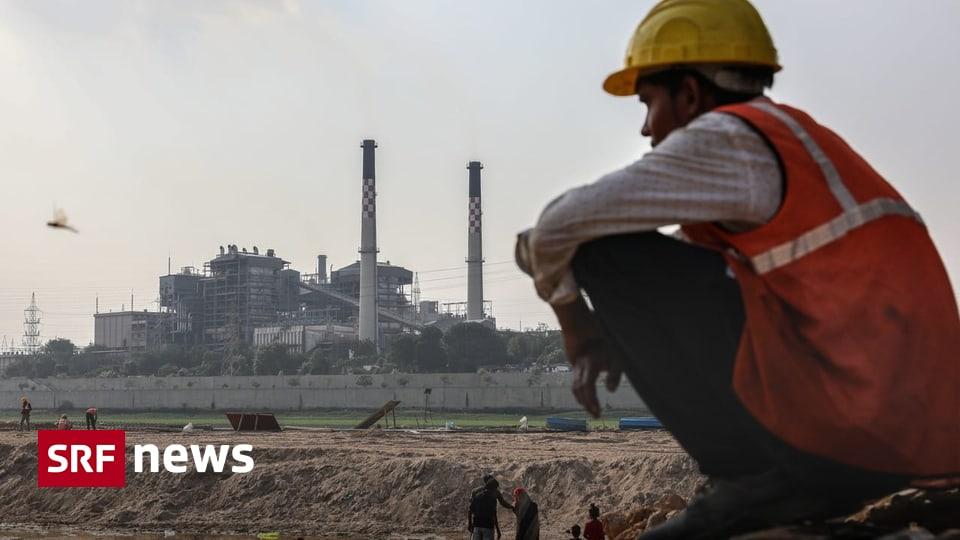 Energieversorgung - Warum Indien nicht von der Kohle loskommt